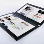 Acer Iconia – ноутбук з двома сенсорними екранами