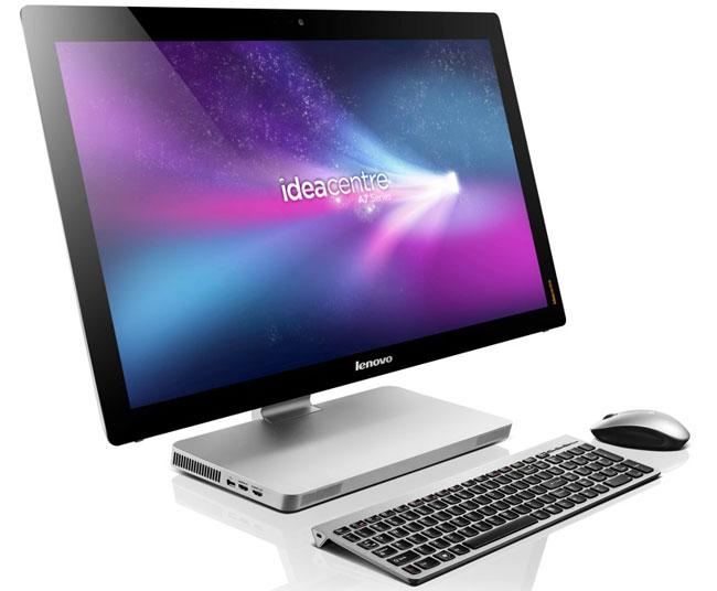 Моноблочний комп'ютер Lenovo IdeaCentre A720