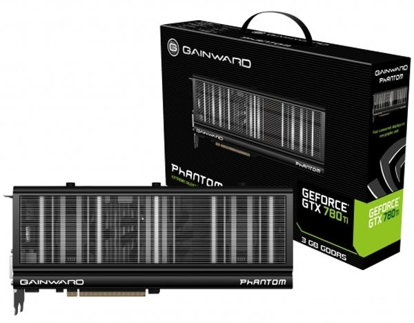 Відеокарта Gainward GeForce GTX 780 Ti Phantom