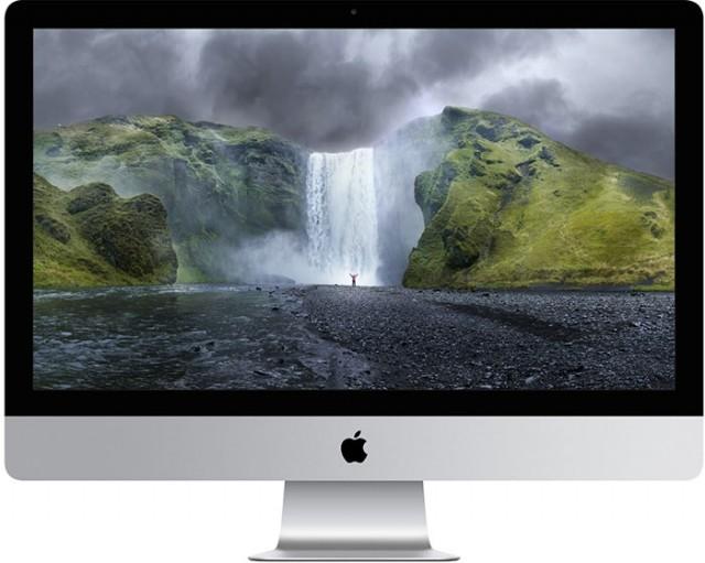 Новий 27-дюймовий Apple iMac з Retina-екраном за 2500 доларів