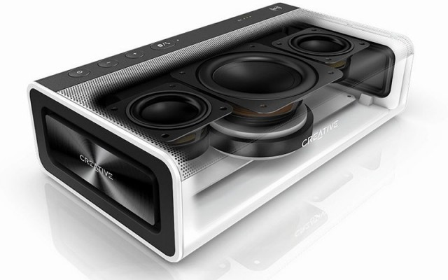 Creative Sound Blaster Roar 2: портативна акустична система
