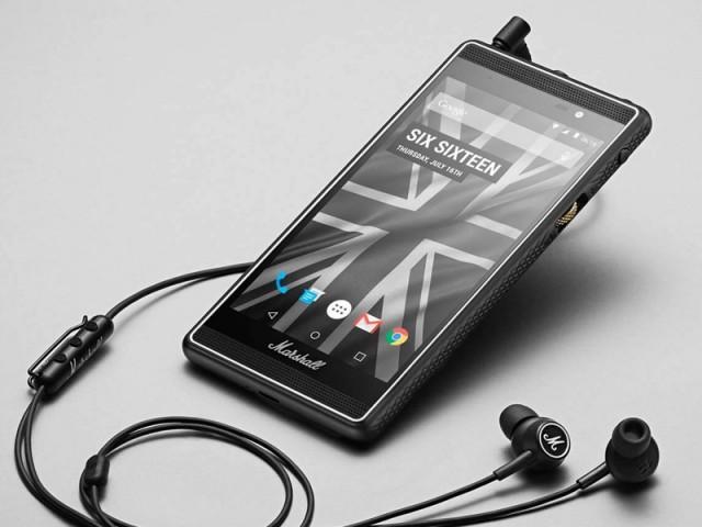 Marshall London: смартфон шанувальникам музики