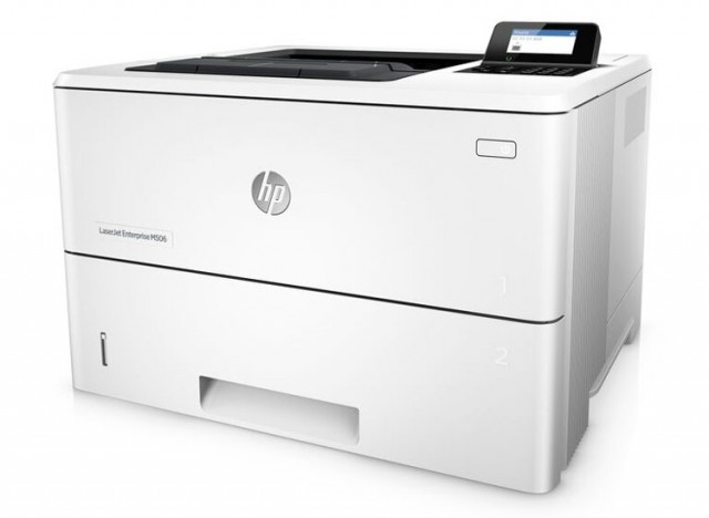 HP LaserJet Enterprise M506