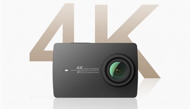 Екшенкамера Xiaomi Yi 4K
